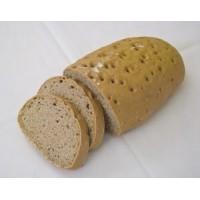 Dunkles Brot glutenfrei 650g